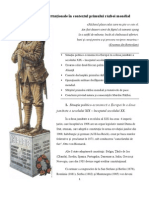 Relatiile Internationale in Contextul Primului Razboi Mondial