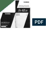 Calculadora FX 82LB