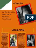 VIOLACION DIAPOS