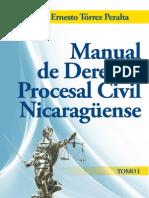 97162514 Manual de Derecho Procesal Civil Nicaraguense Tomo i William Ernesto Torrez Peralta