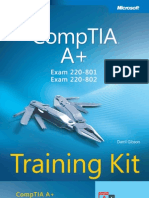 CompTIA Aplus Training Kit Exam 220-801 and Exam 220-802 V413HAV
