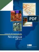 BID Evaluación_del_Programa_de_País__Nicaragua 2008-2012
