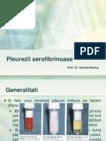 Pleurezii serofibrinoase2008