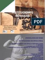 institucionesromanas-ppt-110920163431-phpapp01