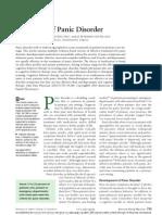 AAFP Treatment of Panic Disorder