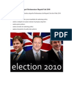 Alegeri Parlamentare UK 201011111