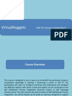 SAP PI ( Process  Integration ) / XI Exchange Information Online Training Company