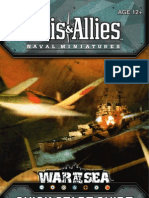 Axis and Allies Naval Miniatures Quick Start Guide