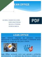Lean Office1 – Escritório enxuto