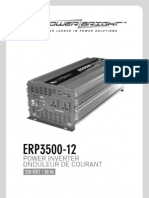 ERP3500 MANUAL English French2
