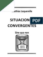 Situaciones Convergentes - Mathías Lequerelle