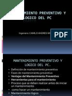 mantenimientopreventivoylogicodelpc-100825110538-phpapp01