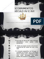 Mariana Nogueiro, Descobrimentos