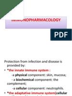 Immuno Pharmacology