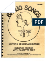 Banjo Breaks