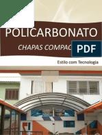 Policarbonato Compactos RTC
