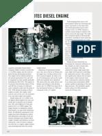HONDA 1.6 L i-DTEC DIESEL ENGINE