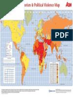 Terrorismkarta 2013