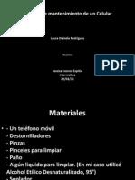 procesodemantenimientodeuncelular-110321203722-phpapp01