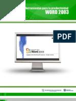 Word 2003 (Parte b)