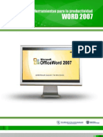 Word 2007 (Parte b)