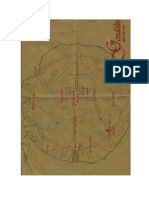 Map of Gondolin