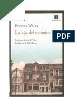 Welty, Eudora - La Hija Del Optimista