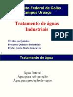 Aula 02 - Trat de Agua Industriais