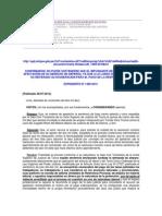EXP.Nº 1489-2010 SDCySP Exoneracion pago TASA judicial contencioso administrativo laboral SENTENCIA FUNDADA