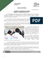 14/06/11 Germán Tenorio Vasconcelos donadores Voluntarios de Sangre, Ejemplo y Dadores de Vida, Gtv
