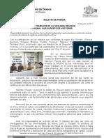 15/06/11 Germán Tenorio Vasconcelos INICIAN TRABAJOS DE LA SEGUNDA REUNIÓN REGIONAL SUR SURESTE DE VECTORES