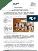 16/06/11 Germán Tenorio Vasconcelos SUPERVISA  EDIFICIO DE CAPACITACIÓN PARA ENFERMERÍA DEL HOSPITAL AURELIO VALDIV_0