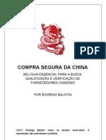 Compra Segura Da China Por Rodrigo Balotin