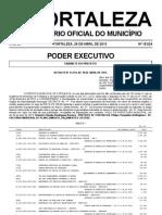 DOM de Fortaleza - 29ABR2013