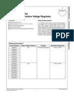 Datasheet- LM7805