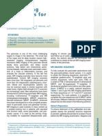 smrcp mr imaging techniques for the pancrease sandrasegaran 2012