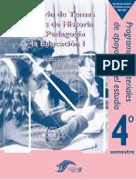 Seminario de Historia y Pedagogia