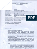 Acta Consejo Nº 3  Extraordinario 2013
