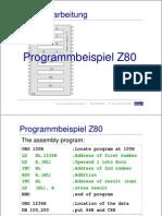 Z80-ProgramExample