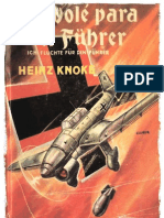 Heinz Knoke - Yo volé para el Führer