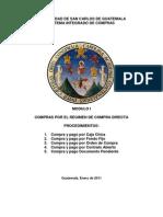 Manual Es Regimen Compra Direct A