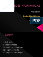 REDES INFORMÁTICAS1