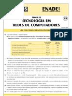 Prova Enad - Tecnologia_redes_computadores