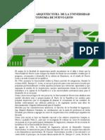 FACULTAD DE ARQUITECTURA  DE LA UNIVERSIDAD AUTONOMA DE NUEVO LEÓN