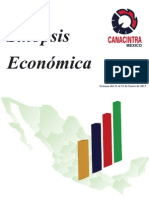 Sinopsis Economica_del 21 Al 25 de Enero