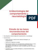 Endocrinología del comportamiento y neuroetología