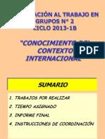 Orientacion 02 2013-1b (Grupo 5 _ Chile)