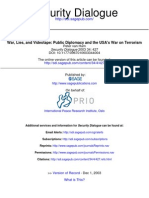 War Lies and Videotape Pd and the Usa War on Terror (2003)