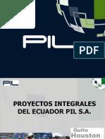 PRESENTACIÓN PIL-2013