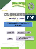 DESHIDRATACION OSMOTICA ARVEJAS